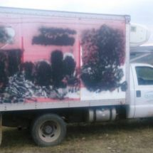 SSPO localiza otro camión robado y con huachicol