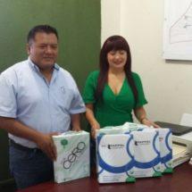 Entrega Regiduría de Medio Ambiente 10 mil hojas para oficinas de Palacio Municipal de Tuxtepec