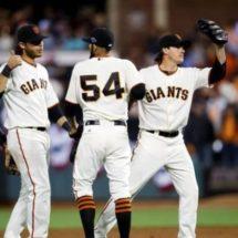 Gigantes de San Francisco pierden a lanzador estelar para «Opening Day»