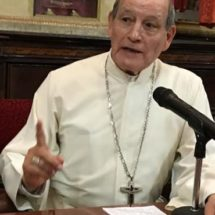 Asegura Iglesia que un camino y guía seguro restaurará la vida y construirá la paz social