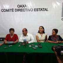 Por migración de priistas a otros partidos, podría PRI perder el voto en Oaxaca