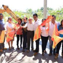 Con inversiones en obras públicas, Xoxocotlán avanza: Alejandro López Jarquín