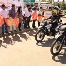 Alejandro López Jarquín pone en marcha operativo Semana Santa Segura 2018 en Xoxocotlán