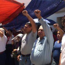 Integrantes de la S22 tratan de impedir aplicación de examen de ingreso en Oaxaca