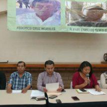 Hace tres meses desaparecieron en Oaxaca, tras conflicto agrario; familiares exigen justicia