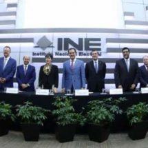 INE pospone reunión para definir formato del primer debate