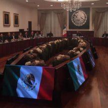 Peña pide al gabinete revisar cooperación con EU