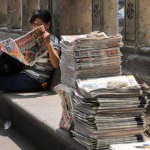 Disminuye la población lectora en México: Inegi
