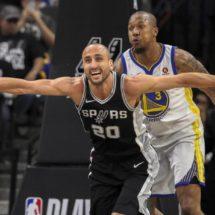 El espíritu de resistencia de Ginóbili y los Spurs eclipsa a los Warriors