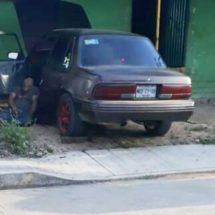 """Ejecutan al """"Virus"""" en Jardines del Arroyo"""