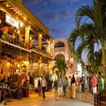 Playa del Carmen destino preferido de turistas extranjeros