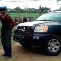 Atrapan en Fortín de las Flores a presunto responsable de asesinatos en Tuxtepec