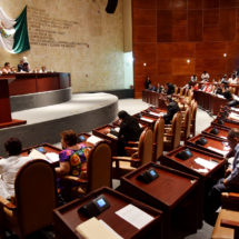 Pide Congreso de Oaxaca evitar el exceso de basura electoral