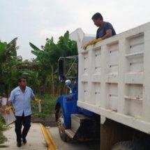 A descacharrizar patios llama Gobierno Municipal de Tuxtepec