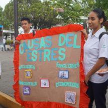 Gobierno Municipal y centros educativos por la salud de los tuxtepecanos