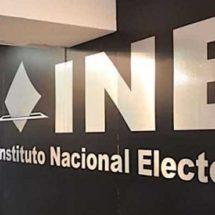 Resguarda INE más de 8 mil credenciales de elector
