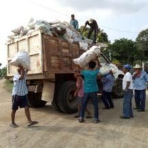 Ayuntamiento de Tuxtepec recoge más de 400 toneladas de cacharros