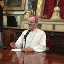 Vivir la Pascua ayudará a superar los problemas de la sociedad: Chávez Botello