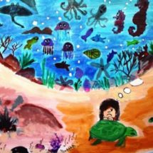 """Invitan IEEPO y Semar a participar en el concurso """"El Niño y la Mar"""""""