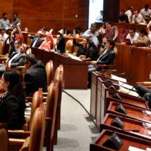 Exhorta Congreso a evitar uso de programas con fines electorales