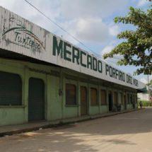 Piden locatarios la reactivación del mercado Díaz Mori