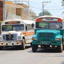 Propietarios de camiones urbanos no cumplen en llevarlos a su verificación vehicular