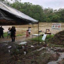 Reporta protección civil saldo blanco en la región Cuenca