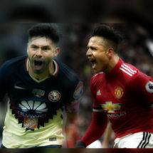 Una Champions internacional! América y Manchester United, cara a cara
