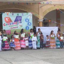 Realizan Convivencia deportiva y cultural de niños con capacidades diferentes en Pinotepa Nacional