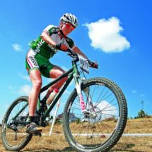 Ciclista mexicana Campuzano va por pentacampeonato panamericano