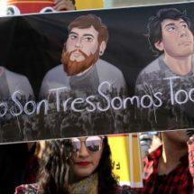 Un secuestro, un triple crimen y la confesión de un rapero: lo que se sabe del asesinato de los tres estudiantes de cine en México