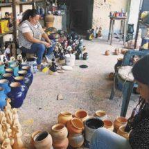 Alfareros, los otros damnificados en el Istmo, Oaxaca