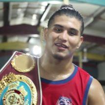 Campeón latino de la OMB defenderá su título el próximo 5 de mayo