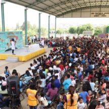 Inicia DIF Xoxocotlán celebraciones del Día del Niño
