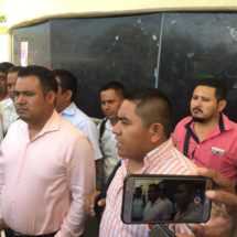 """Sección 22 anuncia acciones más radicales ante """"cerrazón"""" del Gobierno del Estado"""