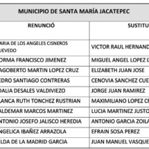 Buscará Víctor Raúl Hernández reelección en Jacatepec