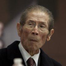Muere el doctor Jesús Kumate, exsecretario de Salud