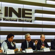 INE niega contrato con empresa externa para desarrollo del PREP