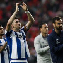 El Oporto más mexicano celebra la Liga de Portugal