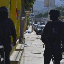 Asesinados tres soldados en una emboscada en Guerrero