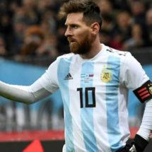 Messi: «Es la ilusión, el sueño de nosotros y de todo el país»