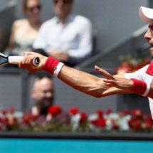 Novak Djokovic se va de Madrid por la puerta de atrás tras caer ante Kyle Edmund