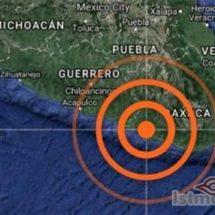 Registra Oaxaca 9,368 sismos este año