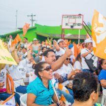 """""""Agua no paraguas"""" como obra prioritaria para el casco urbano de Tuxtepec: Soto"""