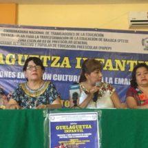 El 1 de junio habrá Guelaguetza Infantil en Oaxaca; organiza zona escolar 03