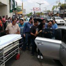 Balacera en límites de Oaxaca y Veracruz