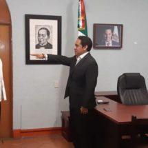 Nuevo Director del Registro Civil de Oaxaca