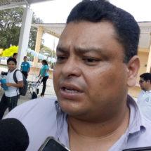 Del IEBO salen jóvenes preparados y listos para cursar su nivel profesional: Víctor Hernández