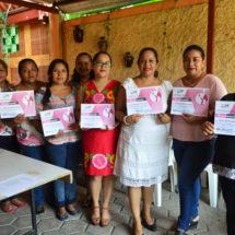 La unión abre más puertas a favor de las mujeres: DIF