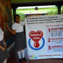 DIF Municipal se suma a iniciativa juvenil para donación de sangre